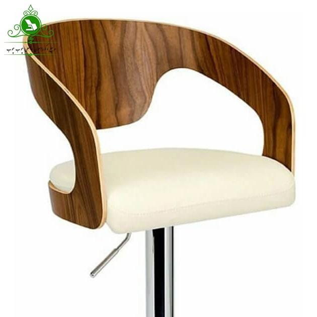 صندلی اپن مدل چوبی ساده