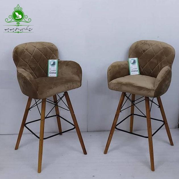 صندلی اپن پاتریس پایه ایفلی
